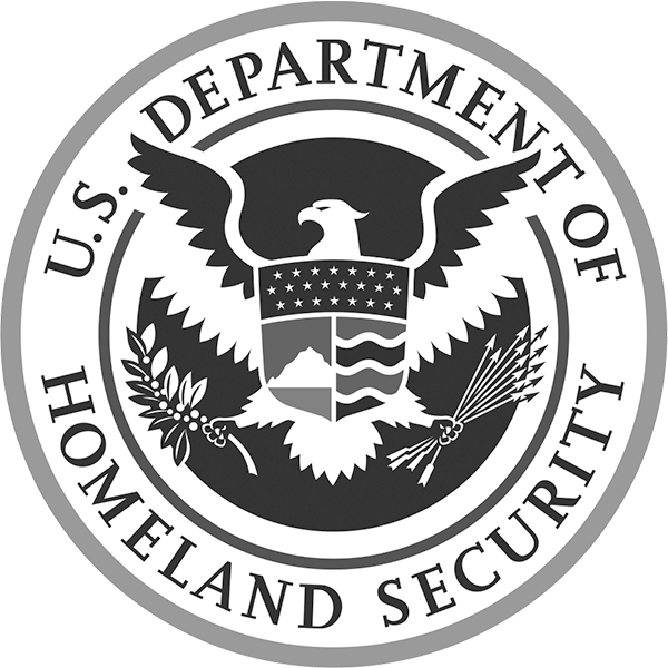 Logo for the US Department of Homeland Security