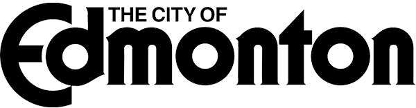 Logo for the City of Edmonton