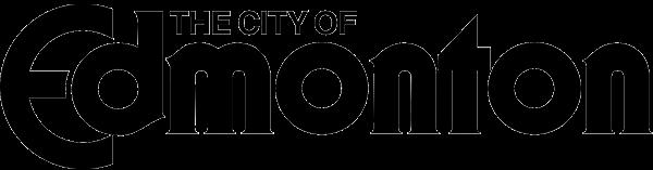 Logo for the City of Edmonton