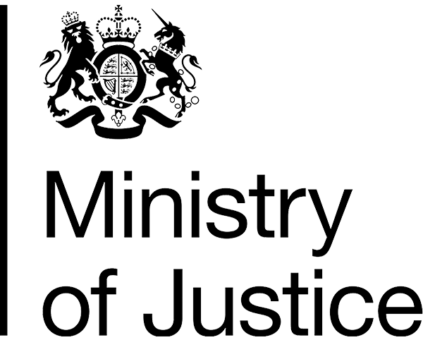 UK Ministry of Justice logo